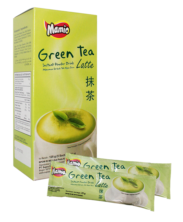 Mamio Green Tea