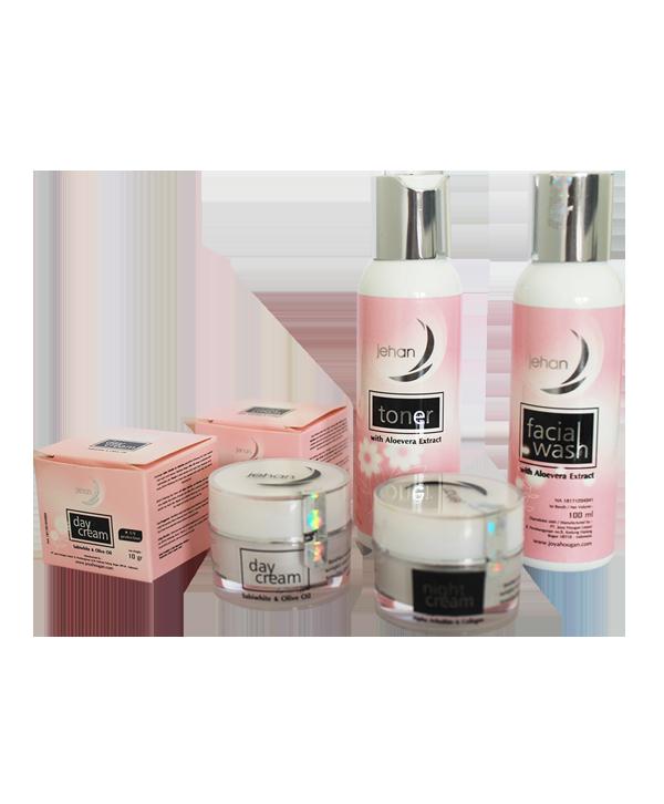 Jehan Kosmetik Whitening Series